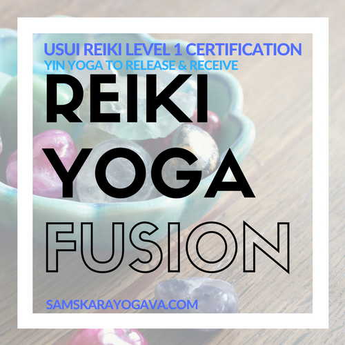 Reiki Yoga Fusion Classes in Loudoun VA