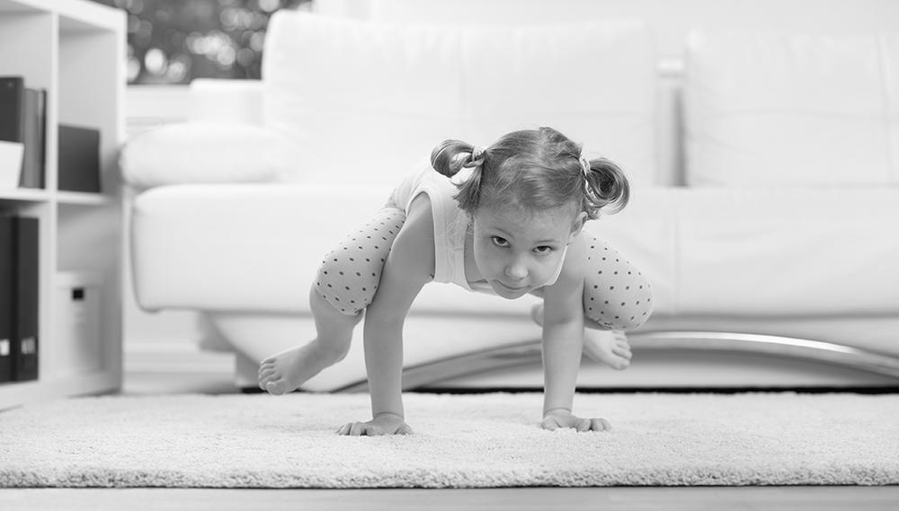 Booty is Funnier than Butt: Teaching Kids Yoga