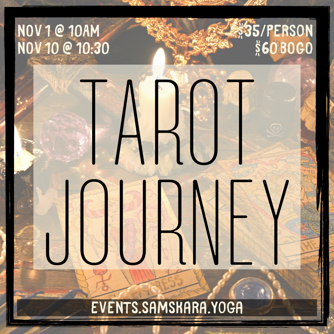 Tarot Journey Workshop