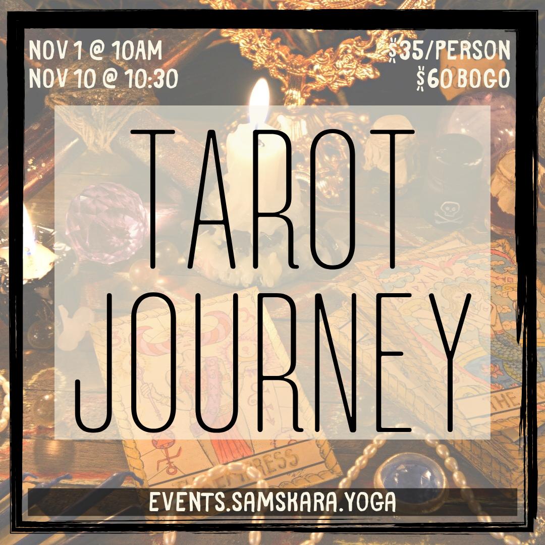 Tarot Journey Workshop