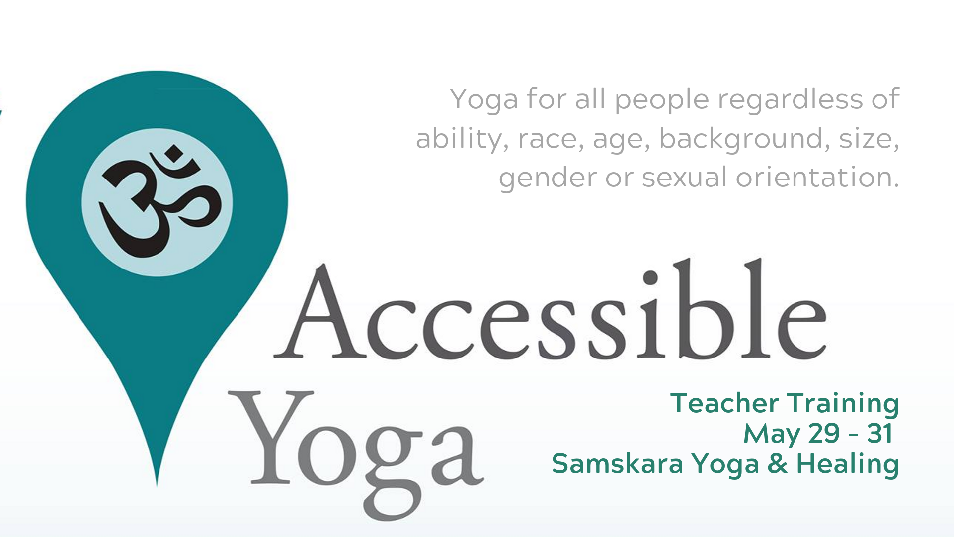 Accessible Yoga Training with Amber Karnes