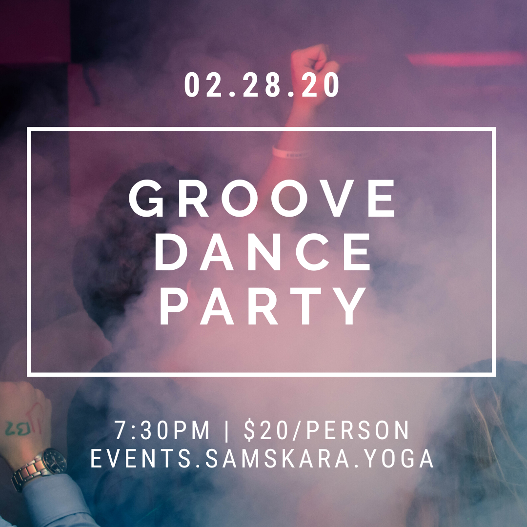 GROOVE dance party ashburn dulles sterling chantilly