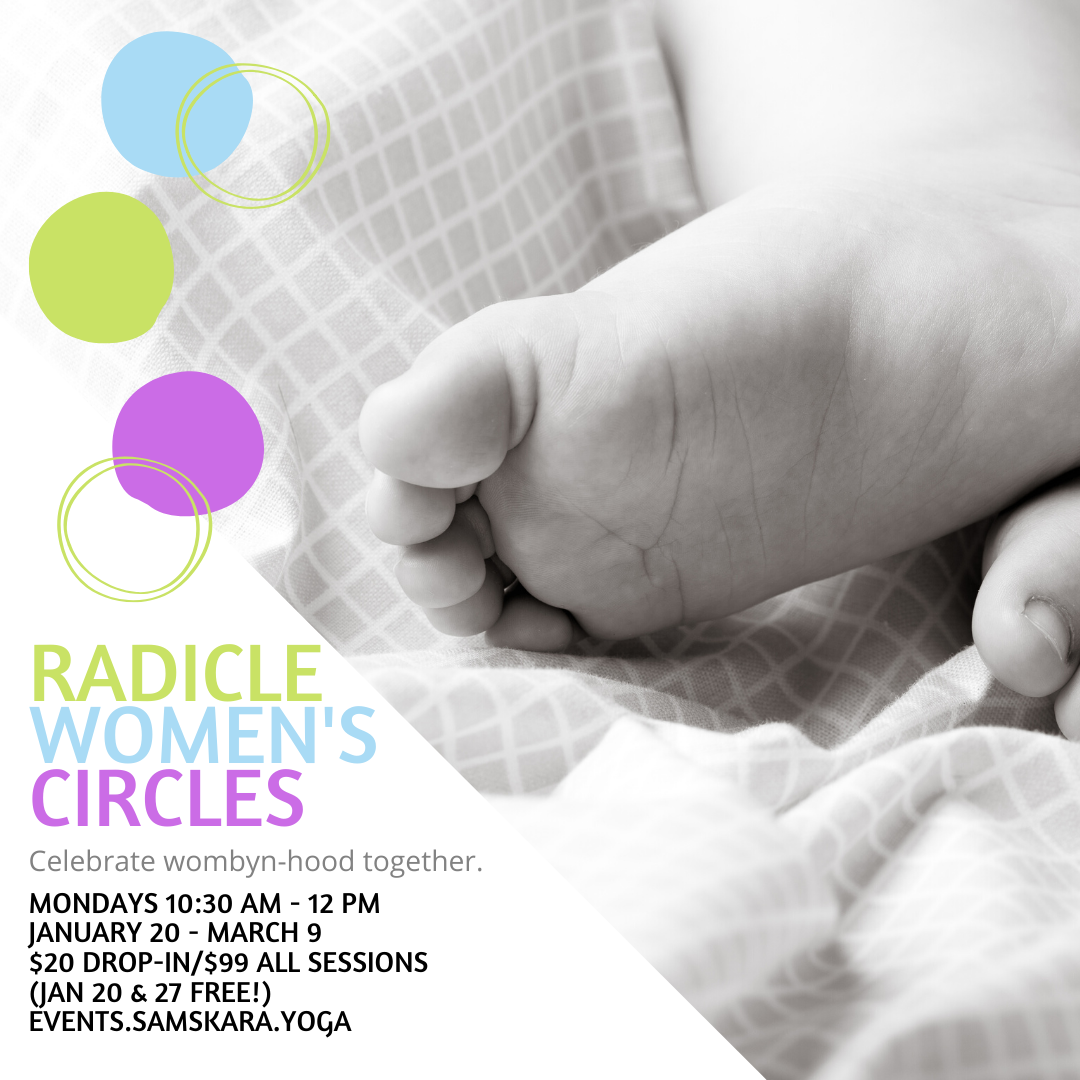 Radicle Women's Circles with Clarke' Snell