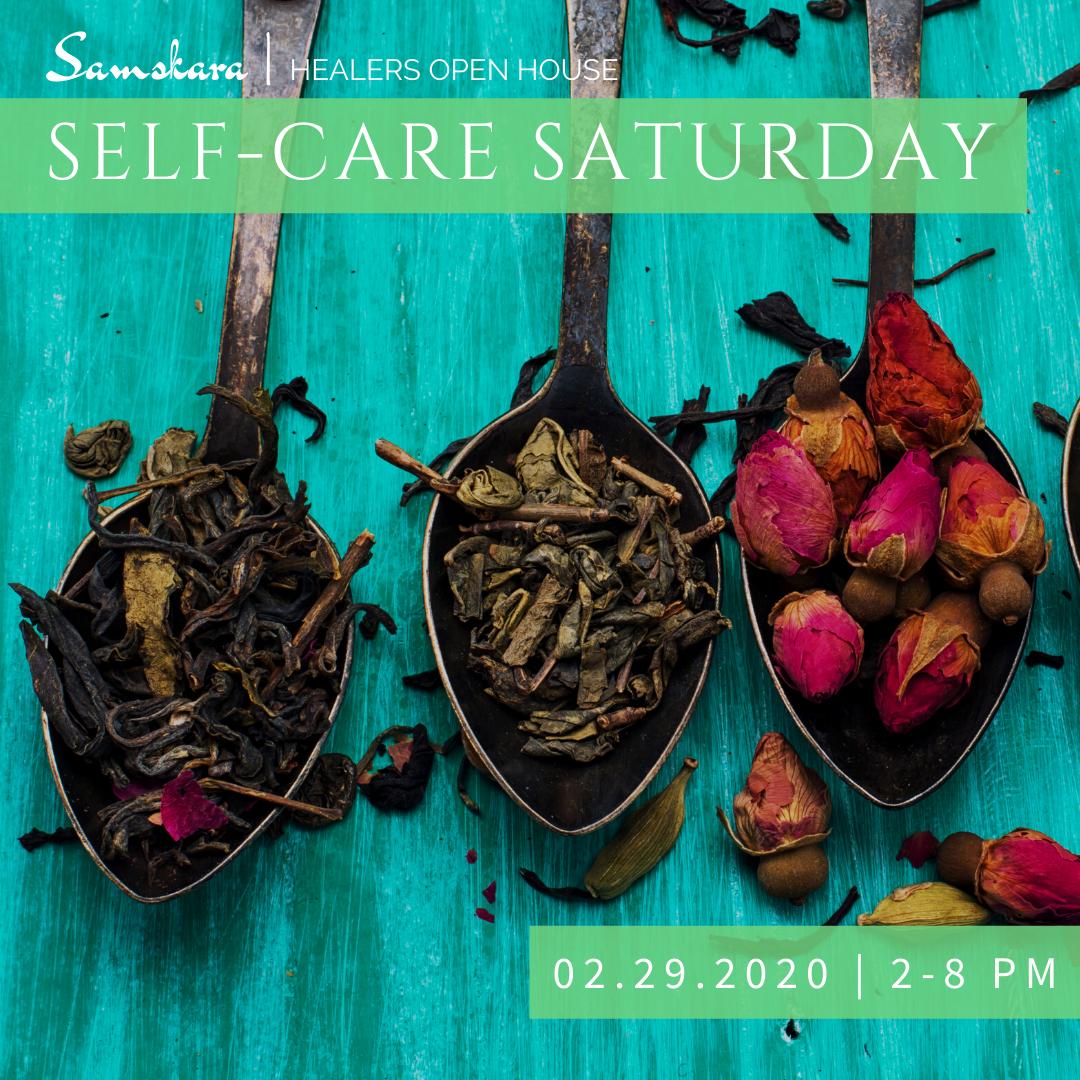 Self-Care Saturday Marketplace at Samskara Yoga & Healing