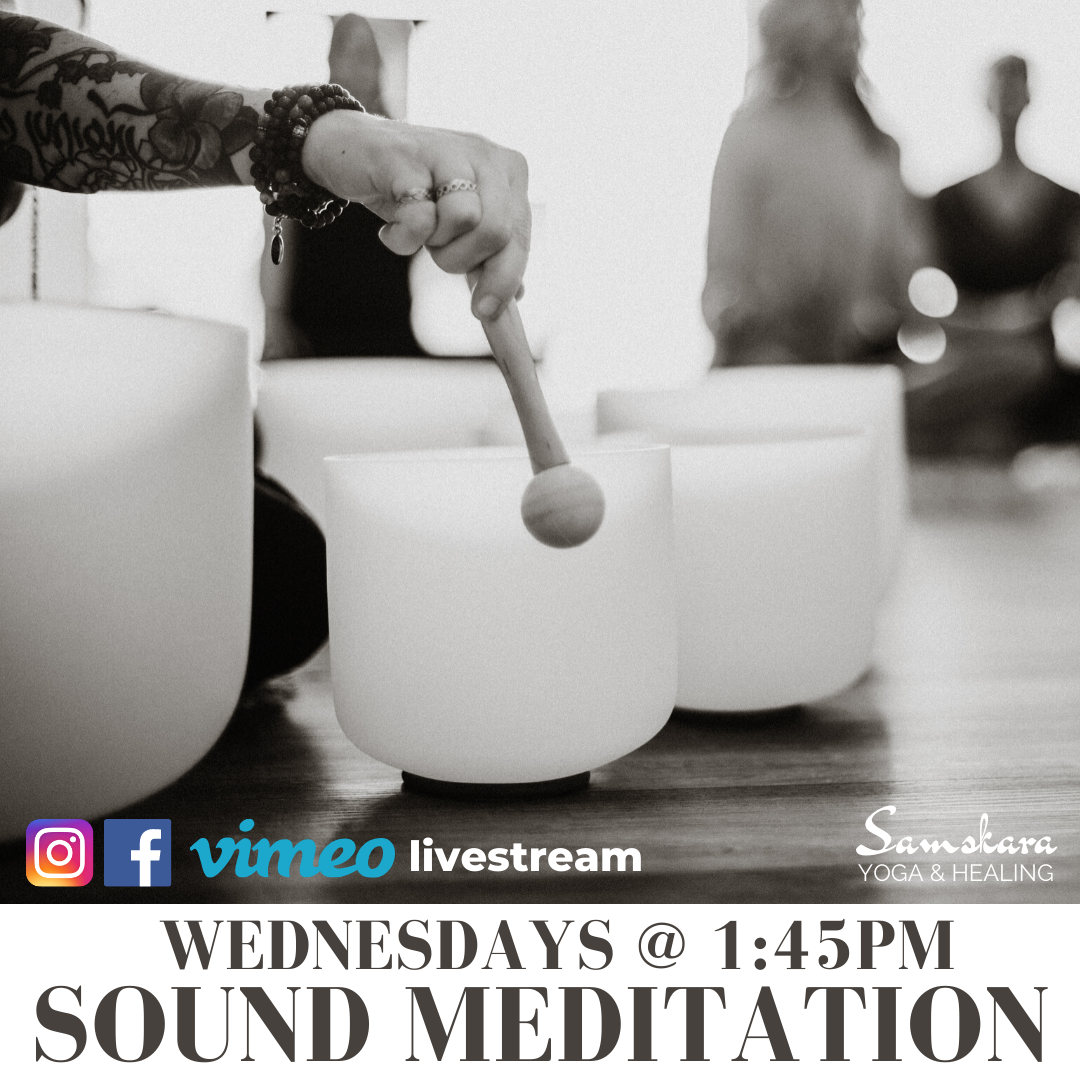 sound bath meditation healing samskara dulles sterling ashburn chantilly herndon leesburg