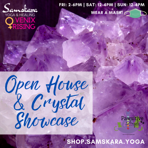 Open House THIS Weekend! Shop Local Metaphysical, Esoteric, & Yoga Gear in Dulles