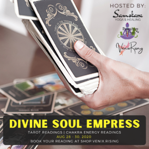 Readings & Reiki with Divine Soul Empress at Samskara Yoga & Healing