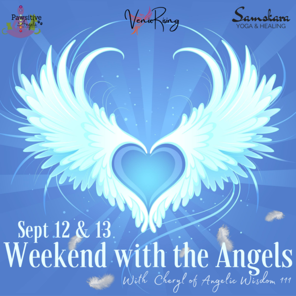 Weekend with the Angels at Samskara Yoga & Healing