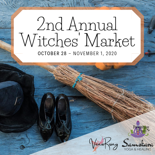 2nd Annual Witches' Market at Samskara Yoga in Dulles
